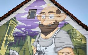 Märchen Graffiti
